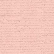 Legacy of Love Handwriting Paper