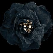 Inner Wild Navy Flower
