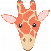Inner Wild Giraffe