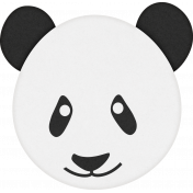 Inner Wild Panda Bear