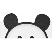 Inner Wild Panda Bear Tab