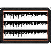 Inner Wild Black Photo Frame
