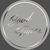Inner Wild Vellum Good Times Label