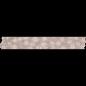 Inner Wild Floral Washi Tape