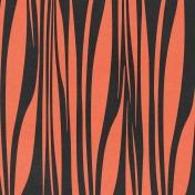 Inner Wild Tiger Stripe Paper