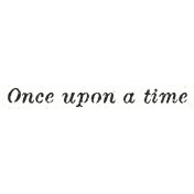 Reminisce Once Upon a Time Word Art