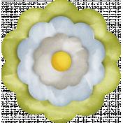 Delightful Days Watercolor Flower