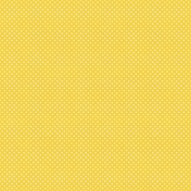 Delightful Days Yellow Polka Dots Paper