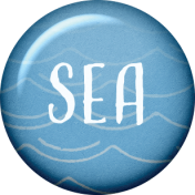 Coastal Spring Sea Flair