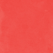 Veggie Table Solid Paper Red