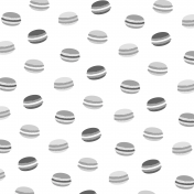 Sweets Paper Template Macarons