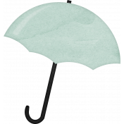Singin' In The Rain Elements - Umbrella