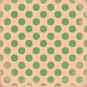 Veggie Table Papers- Large Polka Dot