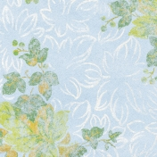Veggie Table Papers- Leaves
