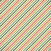 Veggie Table Papers- Stripes