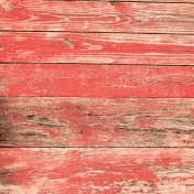 Veggie Table Papers- Red Wood
