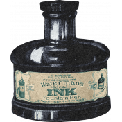The Whole Story Ink Bottle