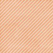 Winter in the Tropics Striped Paper