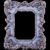 Lavender Fields Fancy Frame