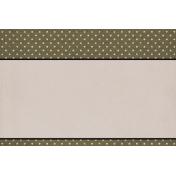 Lavender Fields Journal Card Dots 4x6