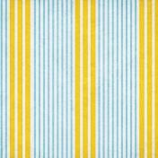 Bohemian Sunshine Stripes Paper