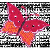 Bohemian Sunshine Element Butterfly 02