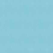 Bohemian Sunshine Blue Solid Paper