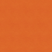 Bohemian Sunshine Orange Solid Paper