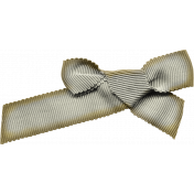 Into The Wild Beige Bow
