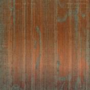 Copper Spice Wood Patina Paper