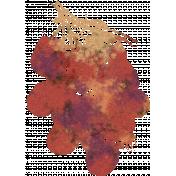 Autumn Bramble Berries Stamp