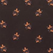 Autumn Bramble Berries Paper