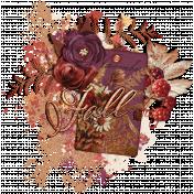Autumn Bramble Cluster 2