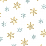 Snowhispers Snowflakes Paper