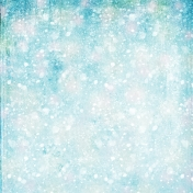 Winter Solstice Snowy Day Paper