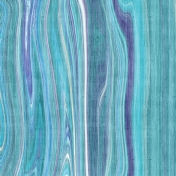 Winter Solstice Dyed Wood Paper