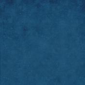 Winter Solstice Solid Blue Paper 3