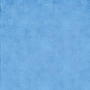Winter Solstice Solid Blue Paper 4