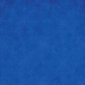 Winter Solstice Solid Blue Paper 5