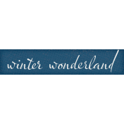 Winter Solstice Snippet Wonderland