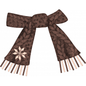 Sweaters & Hot Cocoa Scarf