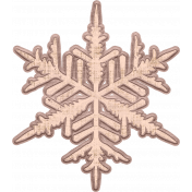 Sweaters & Hot Cocoa Snowflake 1