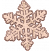 Sweaters & Hot Cocoa Snowflake 2