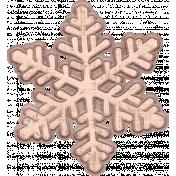 Sweaters & Hot Cocoa Snowflake 2