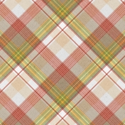 Taco Tuesday Plaid Paper