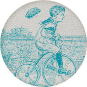 Go Out & Play Tricycle Label