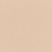 Positively Happy Polka Dot Cream Paper