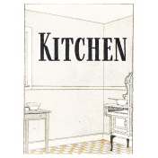 Project Endeavors Kitchen Card