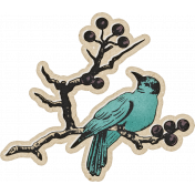 My Tribe Bird Sticker