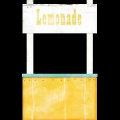 Peach Lemonade- Lemonade Stand